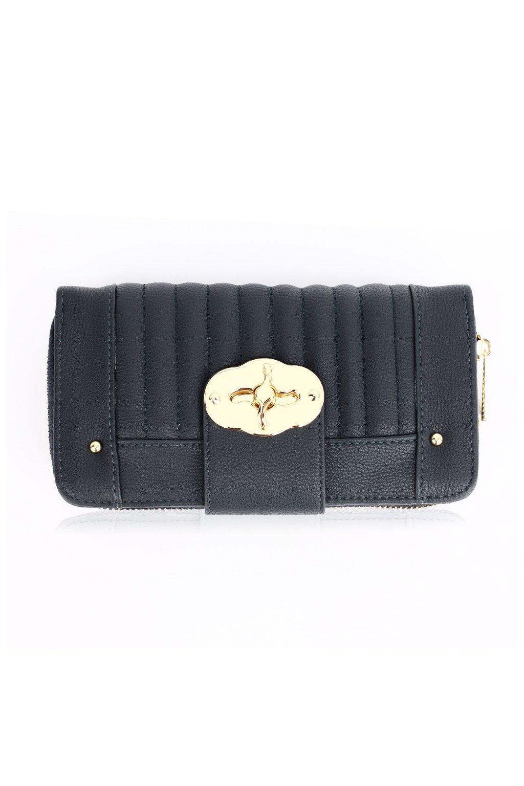 9ab1624cbfe4 Námornícka modrá peňaženka pre ženy Hillary AGP1093