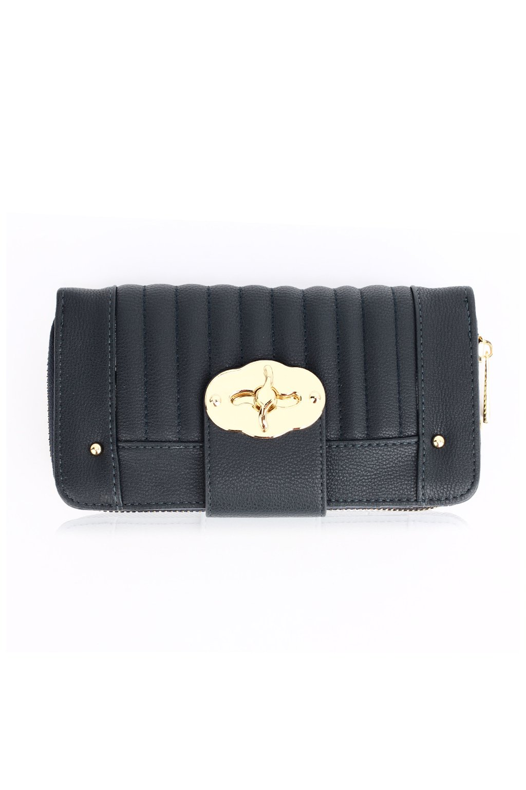 Námornícka modrá peňaženka pre ženy Hillary AGP1093