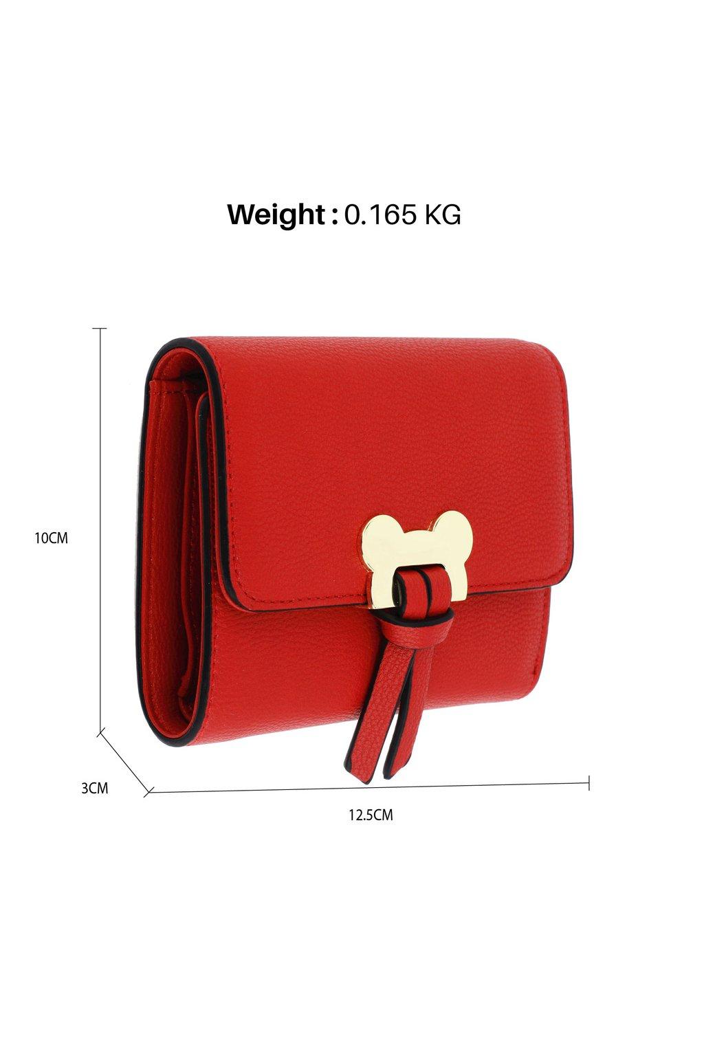 Červená peňaženka pre ženy Penelope AGP1089 7f1eccdff8a