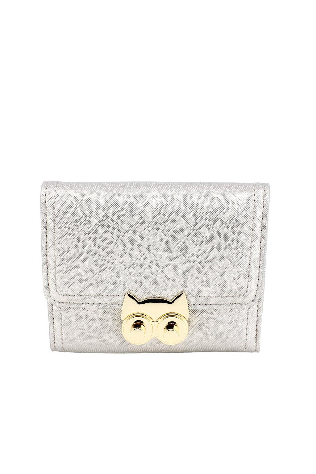 Strieborná peňaženka pre ženy Savanna AGP1090