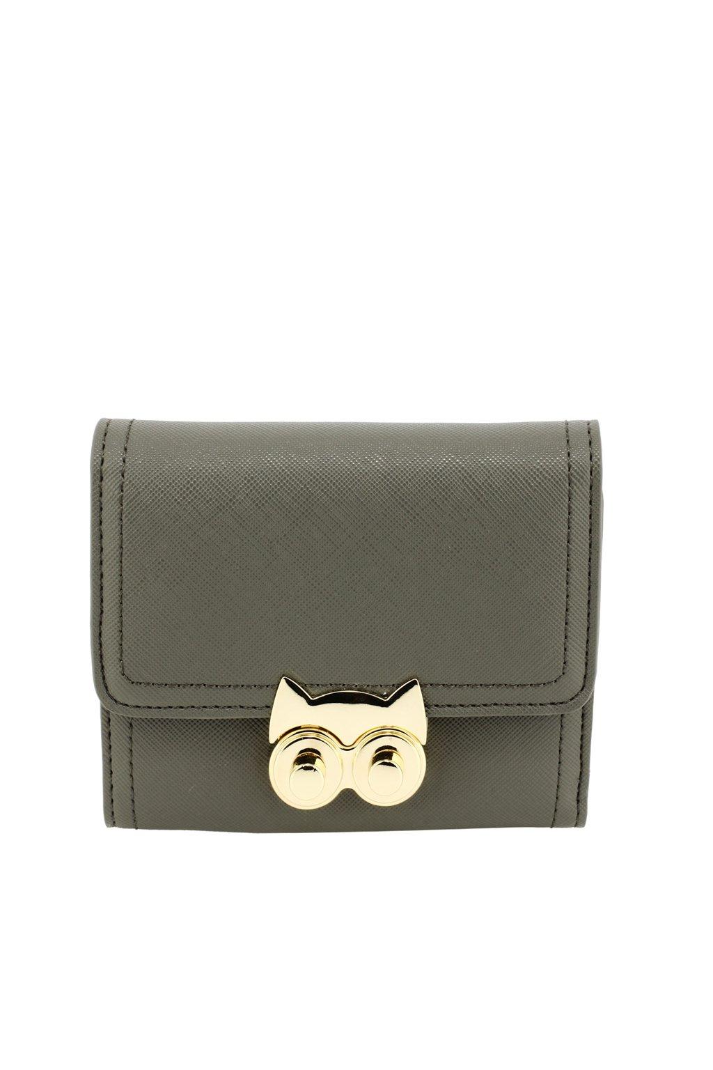 Sivá peňaženka pre ženy Savanna AGP1090