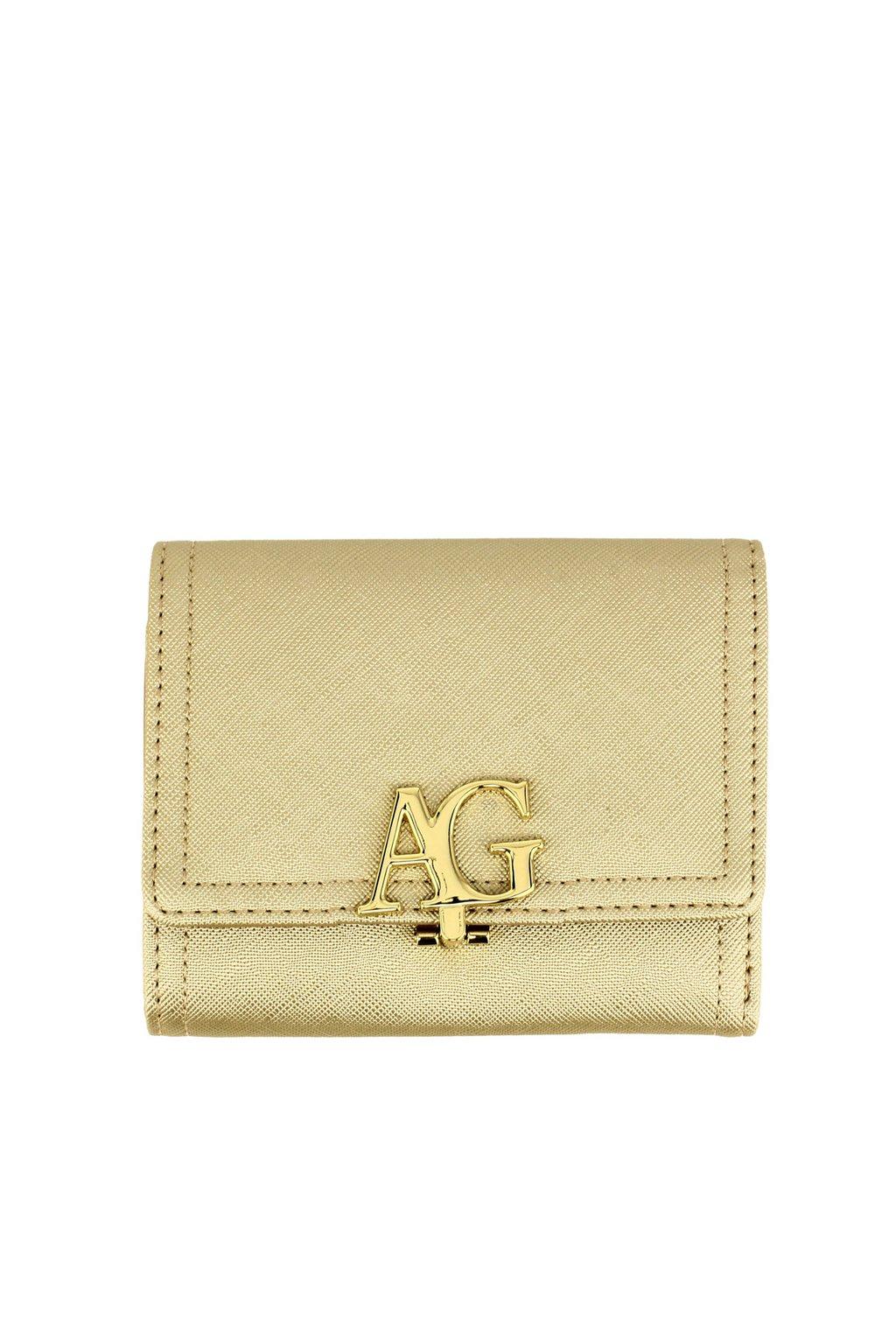 Zlatá peňaženka pre ženy Kaylyn AGP1086
