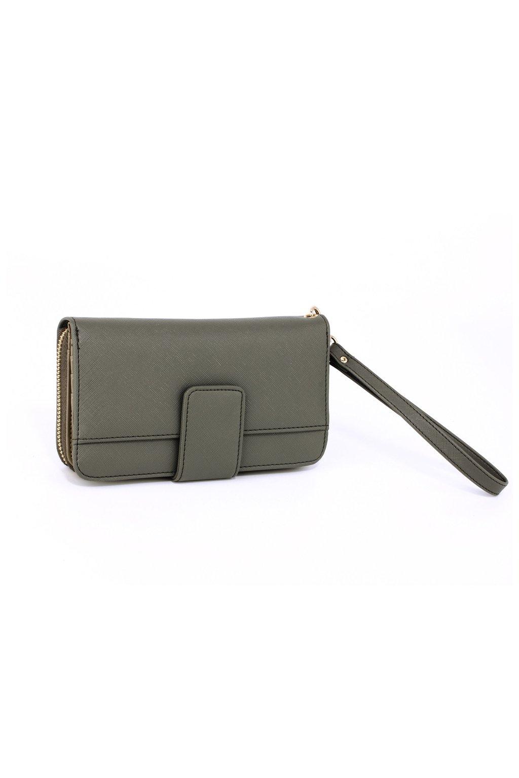 Sivá peňaženka pre ženy Genesis AGP1094