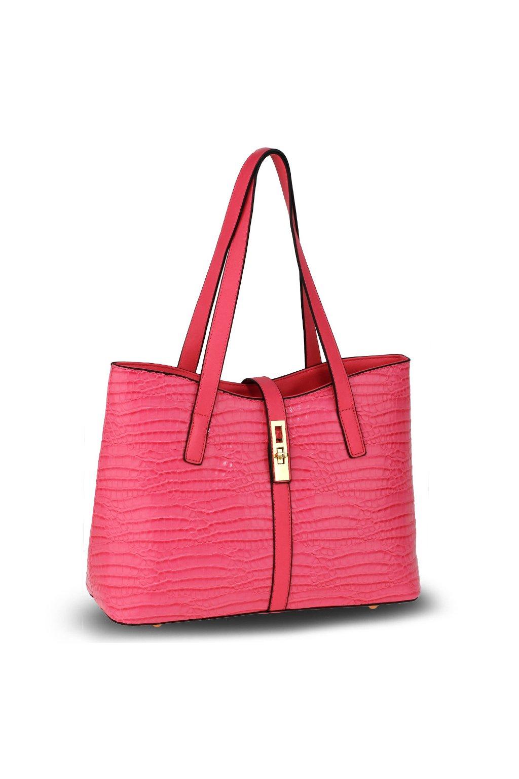 Ružová kabelka do ruky Siena AG00710