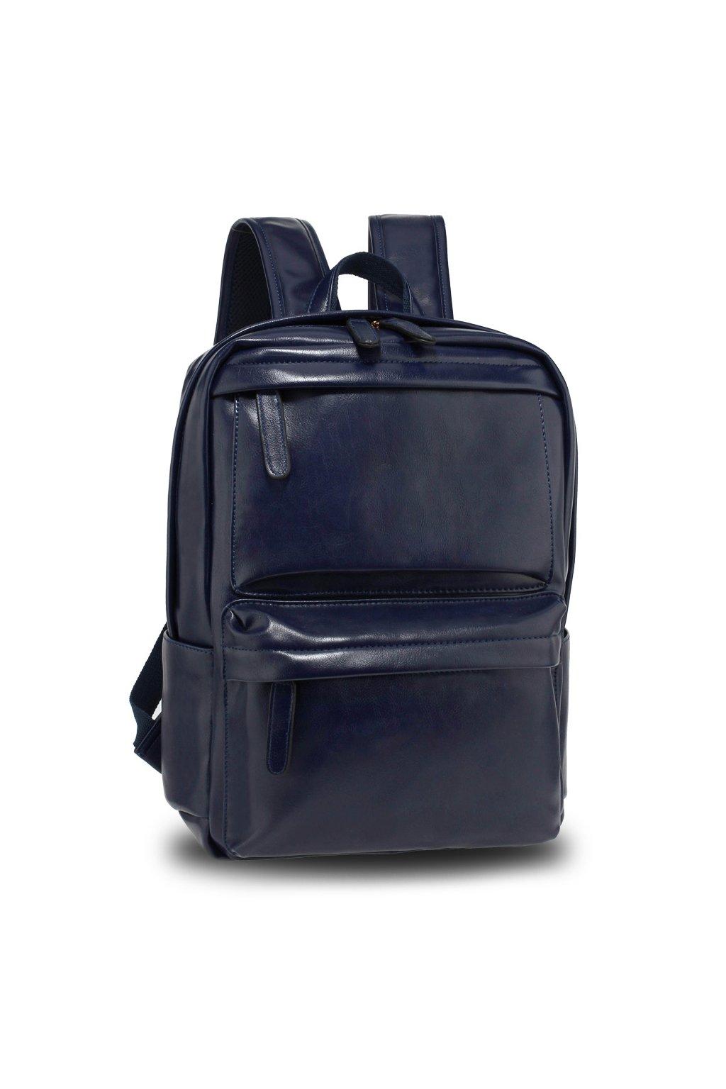 Modrý ruksak Lillian AG00676