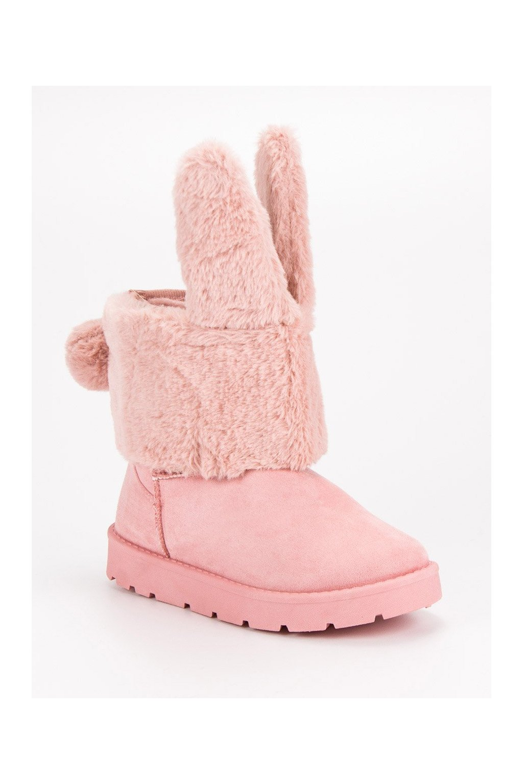 ... Ružové snehule s ušami Seastar ... 1095a2d47c