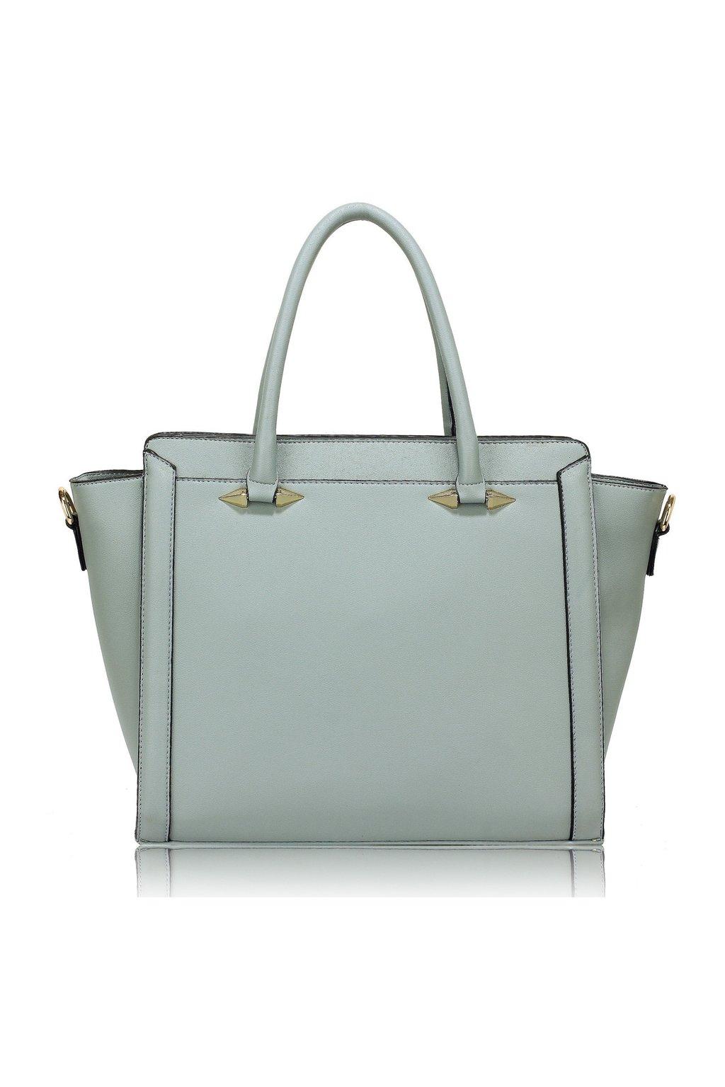 Trendy kabelka do ruky Anastasia modrá AG00516