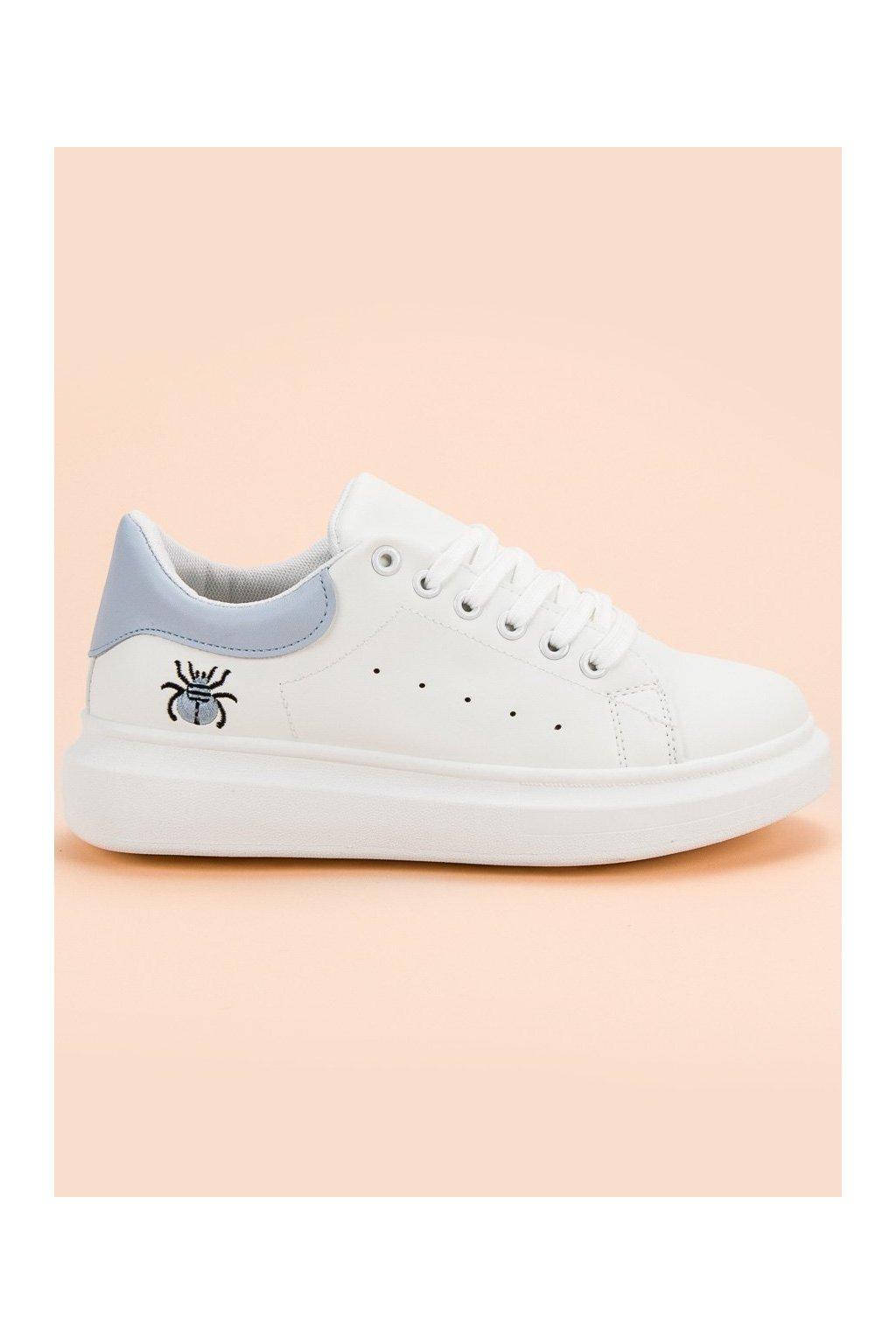 Biela športová obuv Kylie