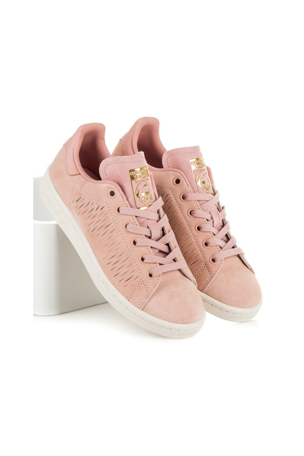 Ružové topánky Adidas kod BB5168
