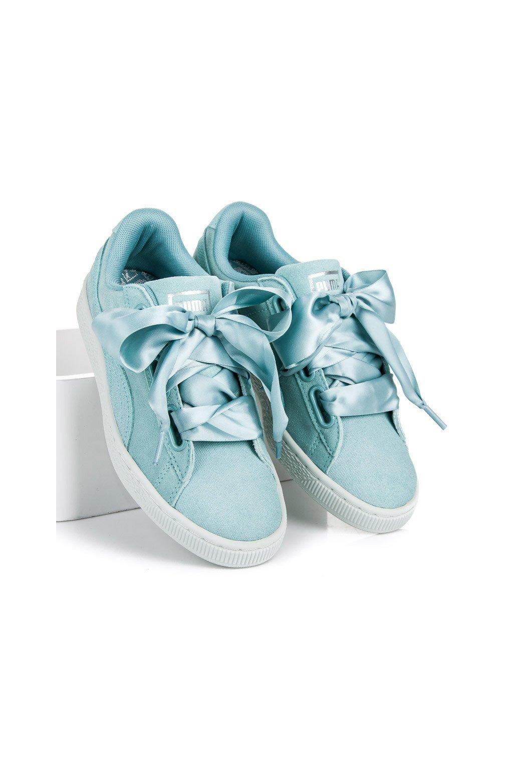 Zelené topánky Puma kod 36521003