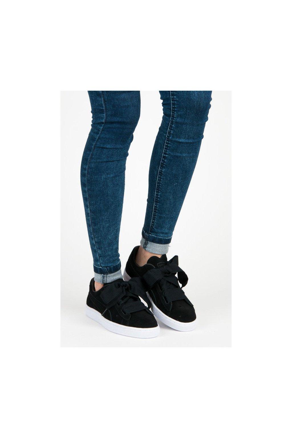 Čierne topánky Puma kod 36513502