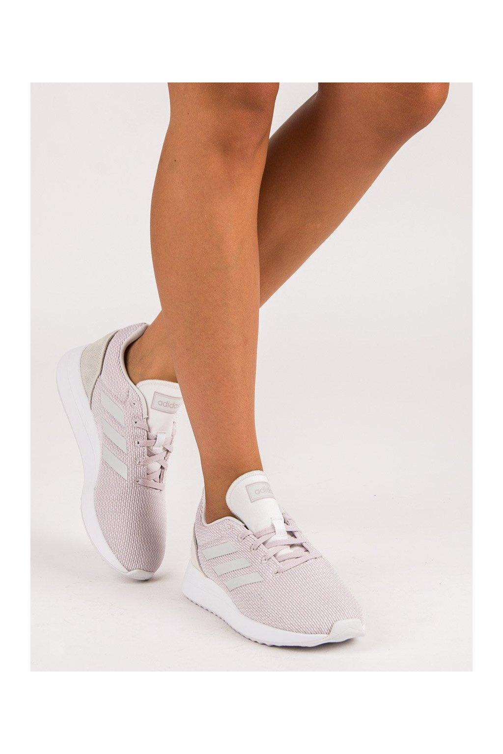 Fialové tenisky - Adidas kod B96560