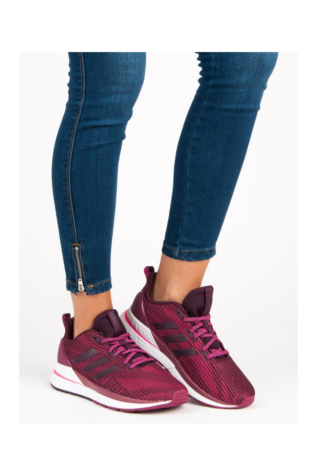 Ružové topánky Adidas kod BB7753