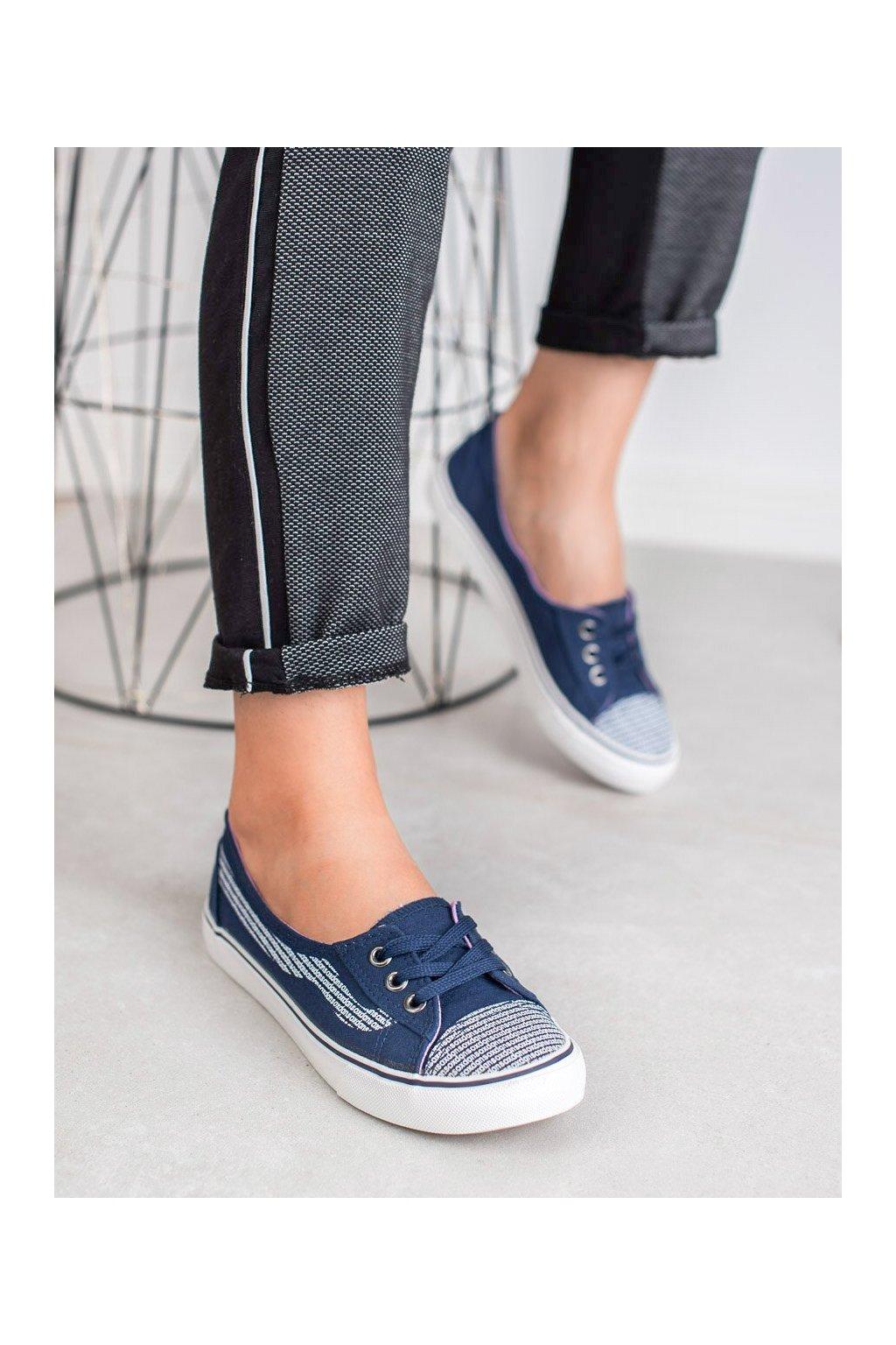 Modré topánky J. star kod S18-F-LD8A09D.BL
