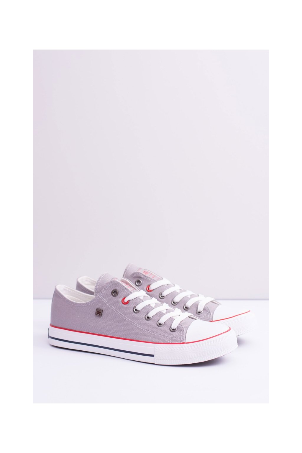 Sivá obuv kód topánok T174109 GREY