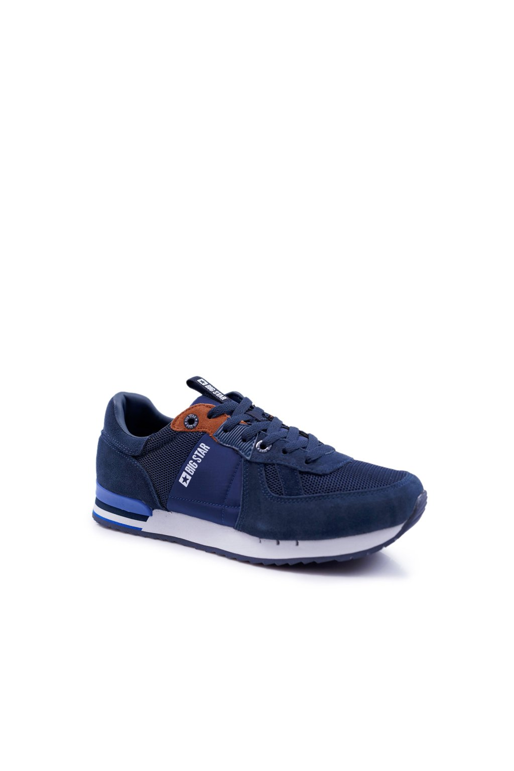 Modrá obuv kód topánok DD174321 NAVY