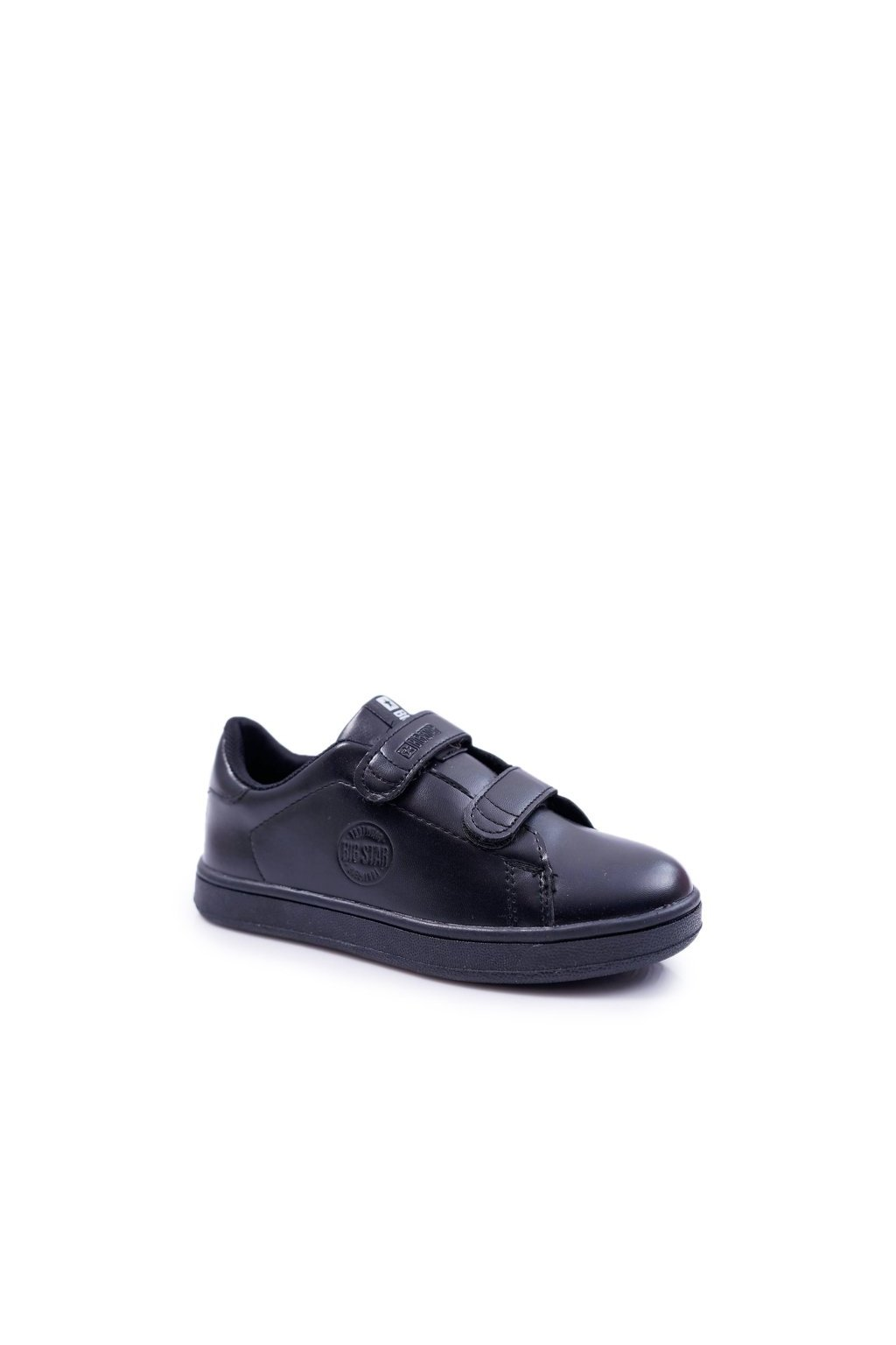 Detské tenisky farba čierna kód obuvi DD374028 BLK