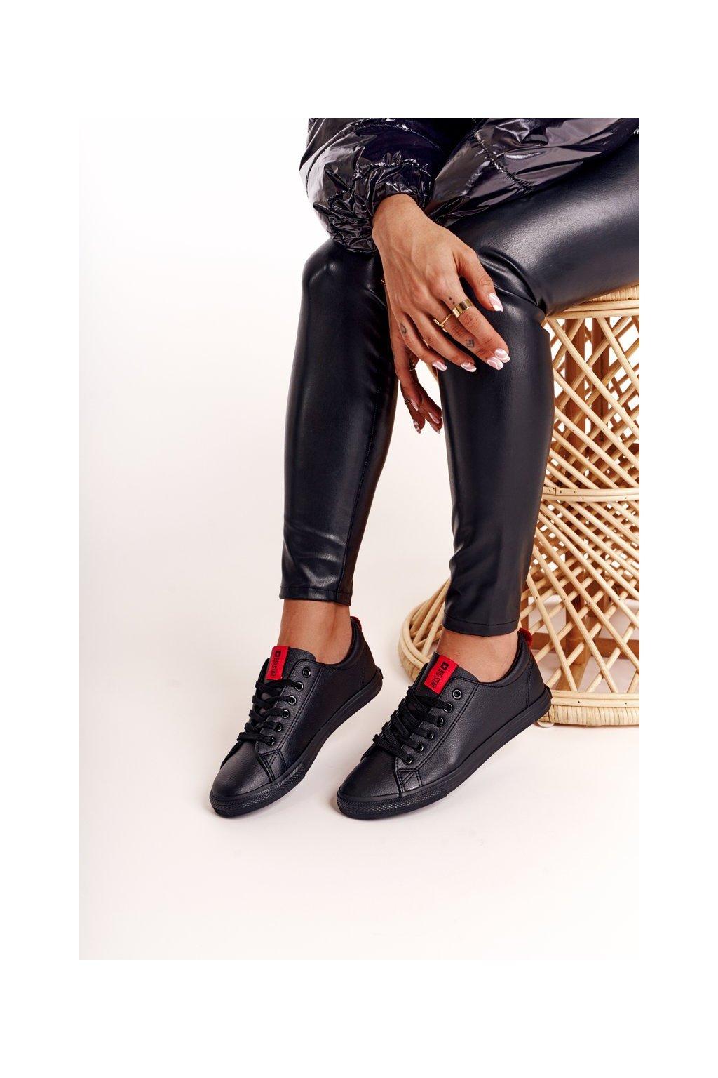Dámske tenisky farba čierna kód obuvi DD274687 906 BLK