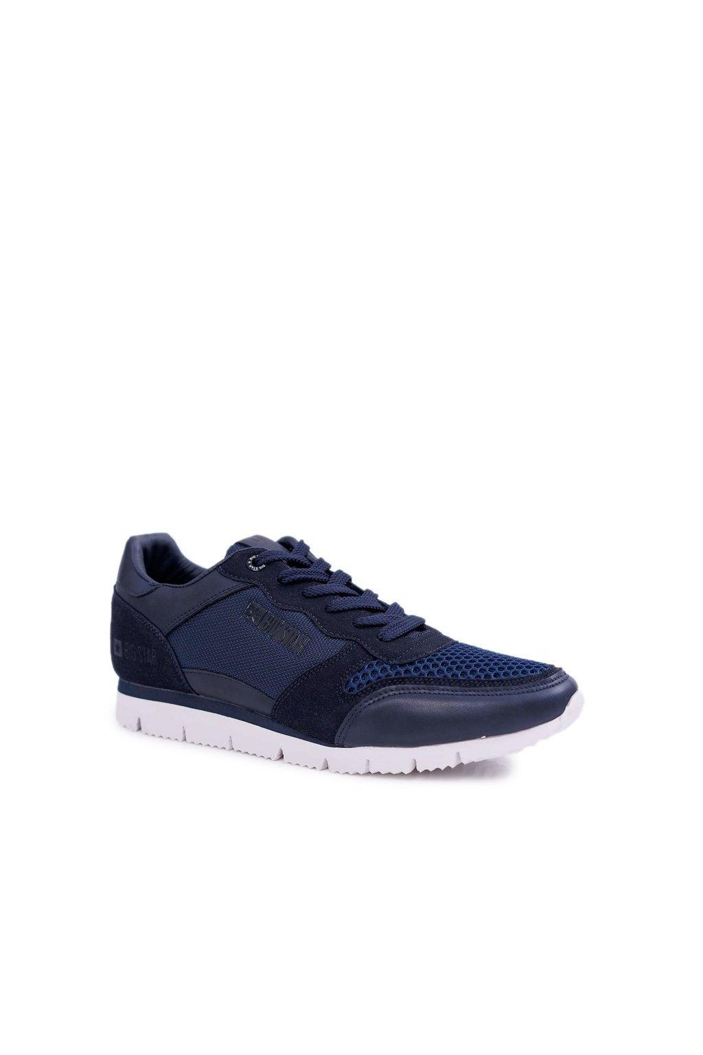 Modrá obuv kód topánok DD174108 NAVY
