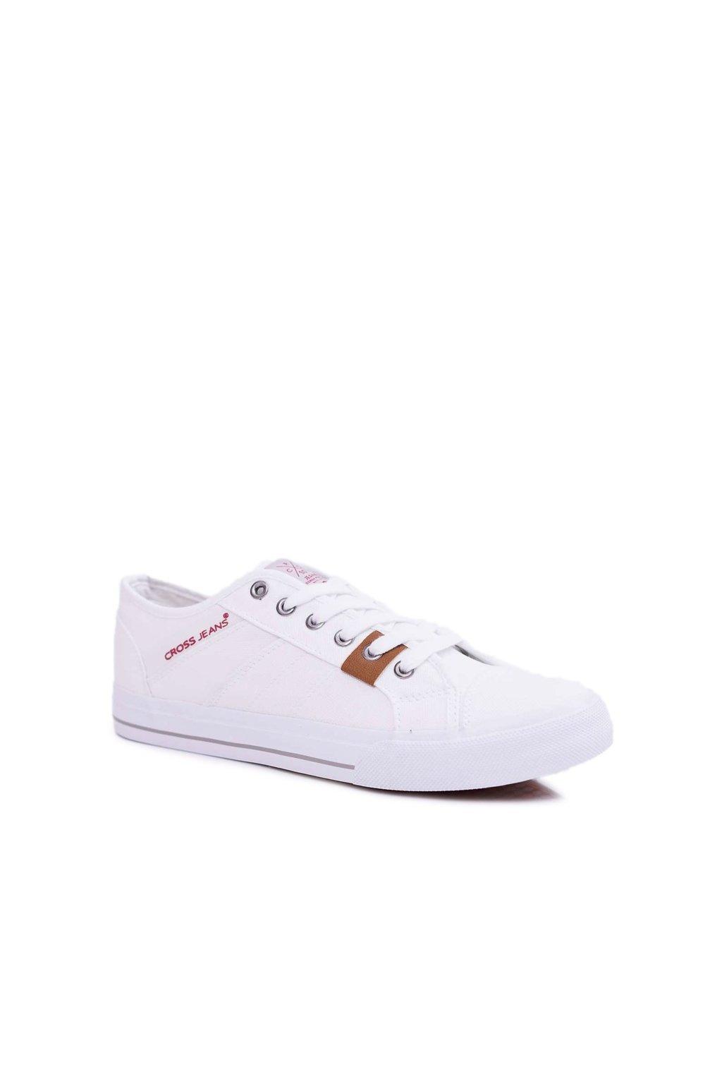 Biela obuv kód topánok DD1R4029 WHITE