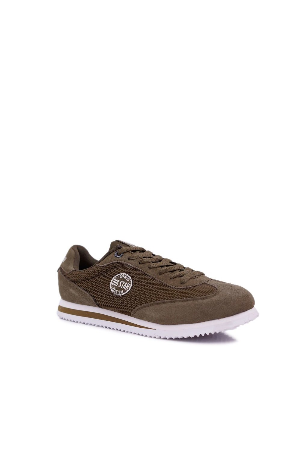 Zelená obuv kód topánok DD174088 KHAKI