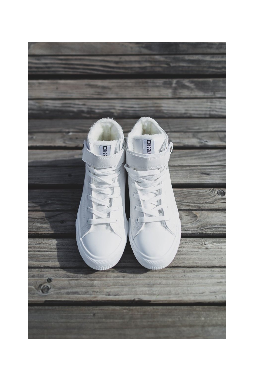Biela obuv kód topánok Y174024FW WHITE