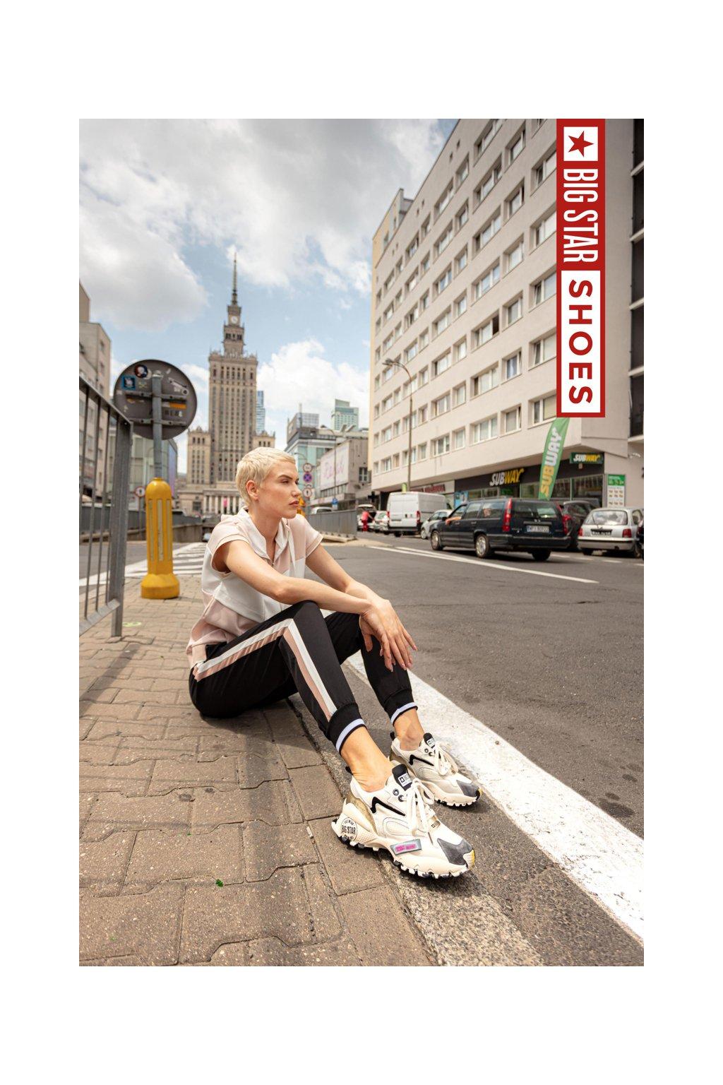 Dámska športová obuv B. Star by Daniel Lopez FF274416