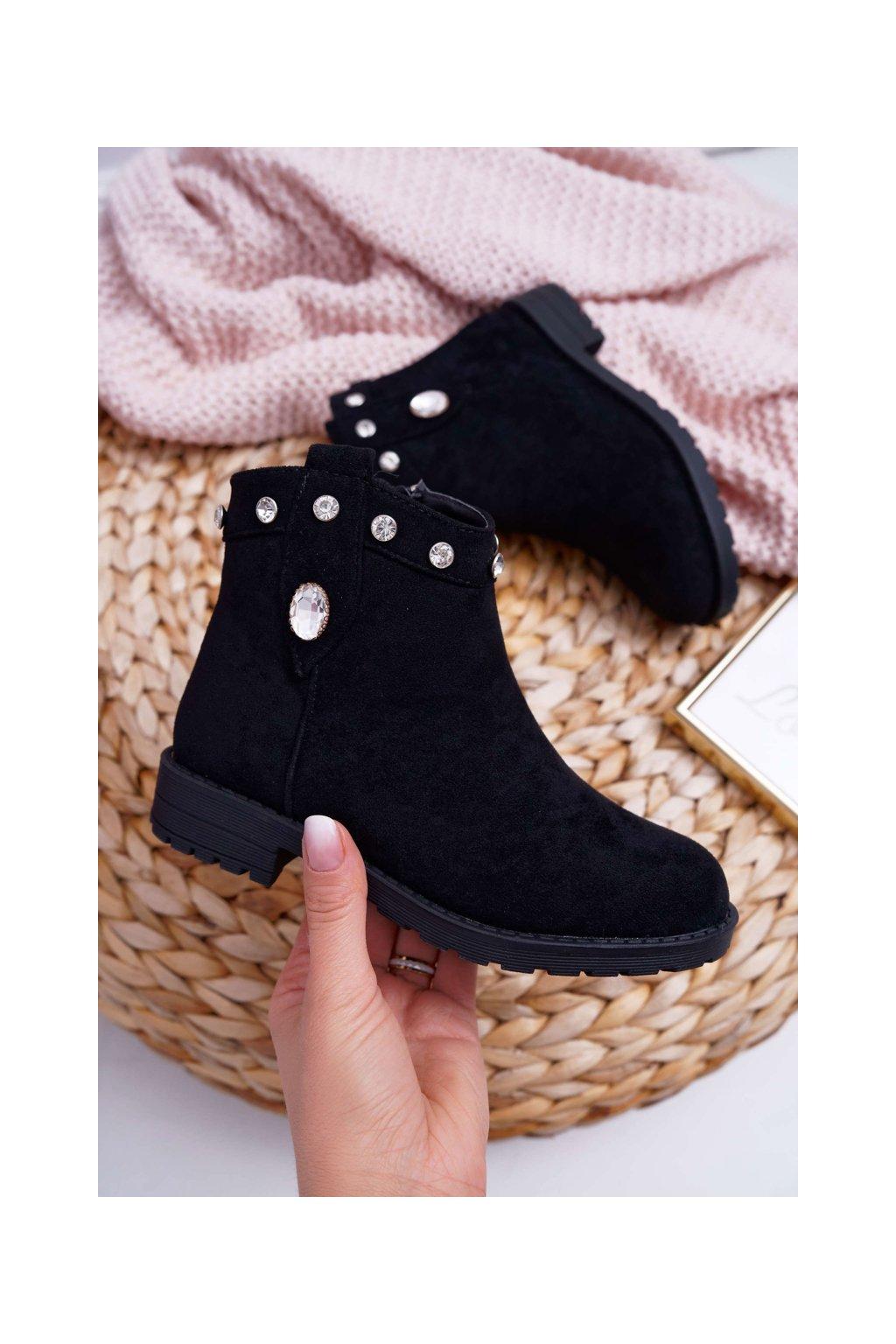 Detské členkové topánky Venici