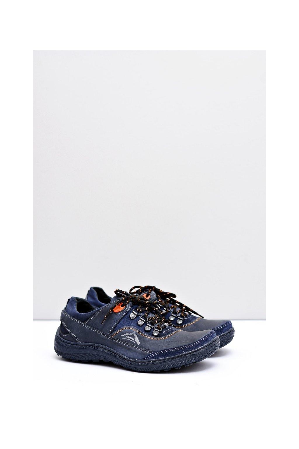 Pánske trekové topánky Fredo