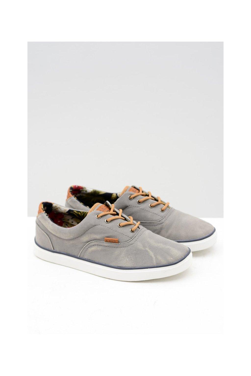 Sivá obuv kód topánok X-RED 11.7.135 GREY