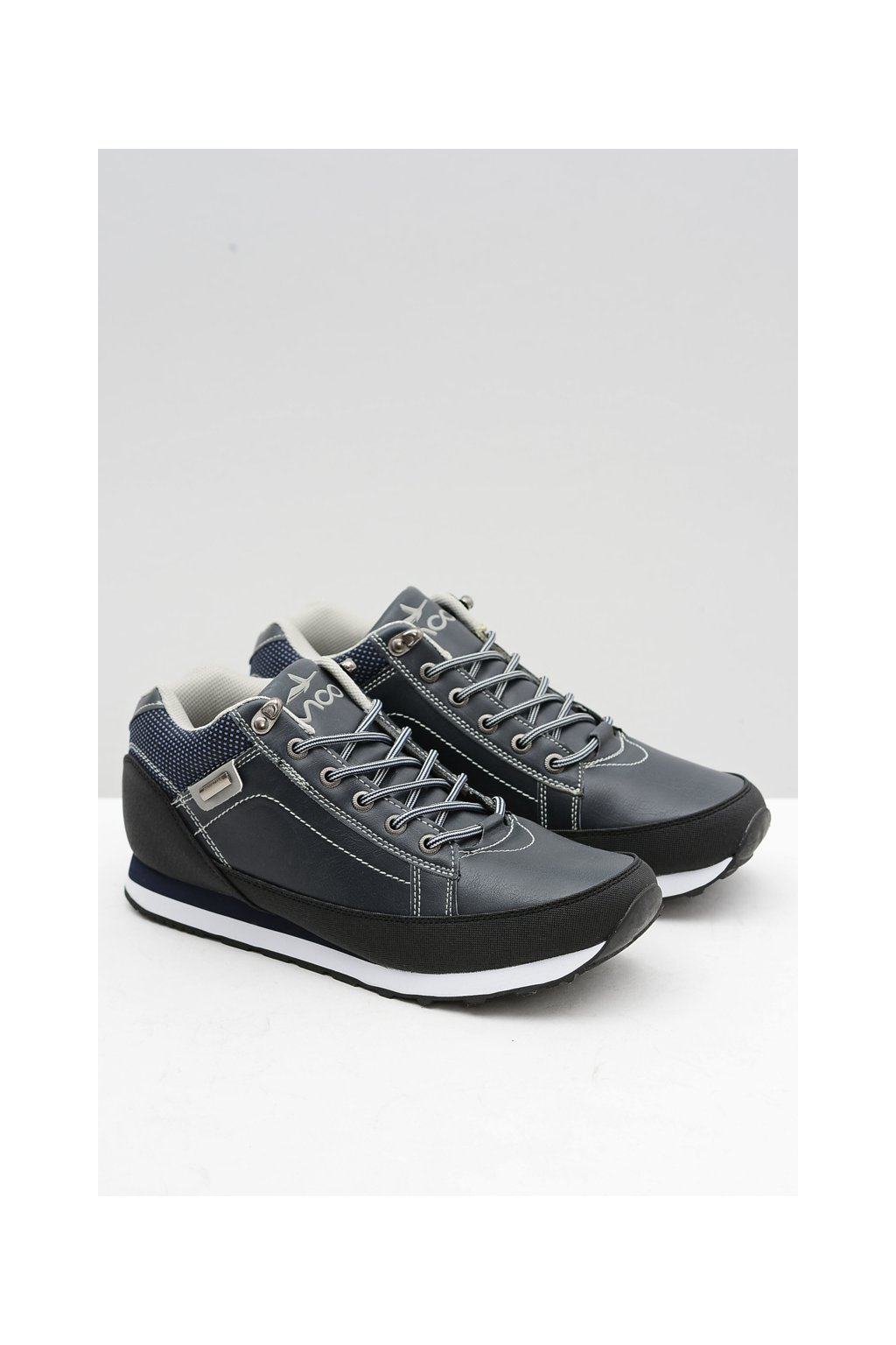 Pánska modrá športová obuv Winter Giano