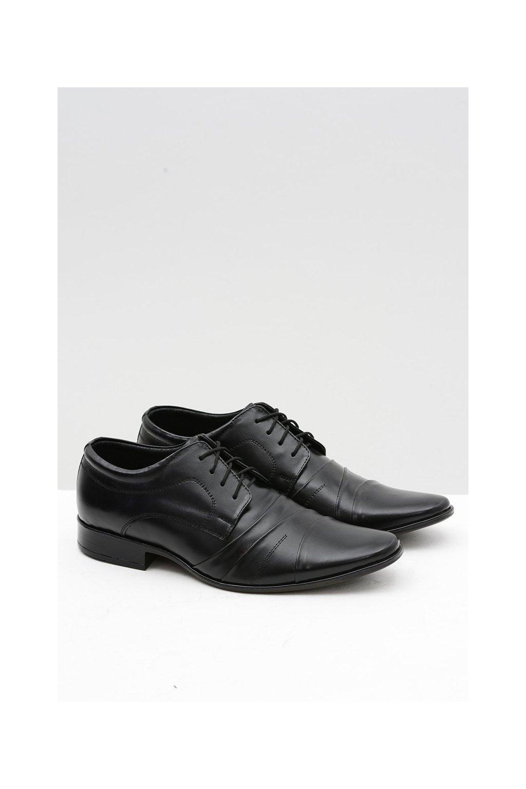 Kožené pánske topánky značky Tito