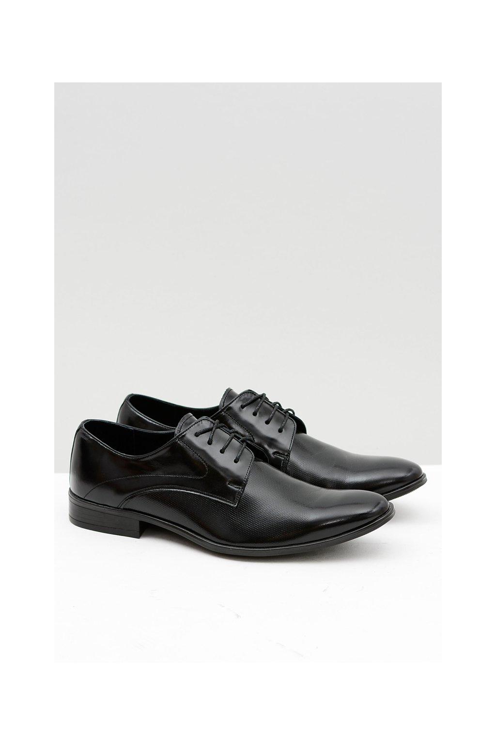 Pánske vychádzkové topánky Cappy Leather