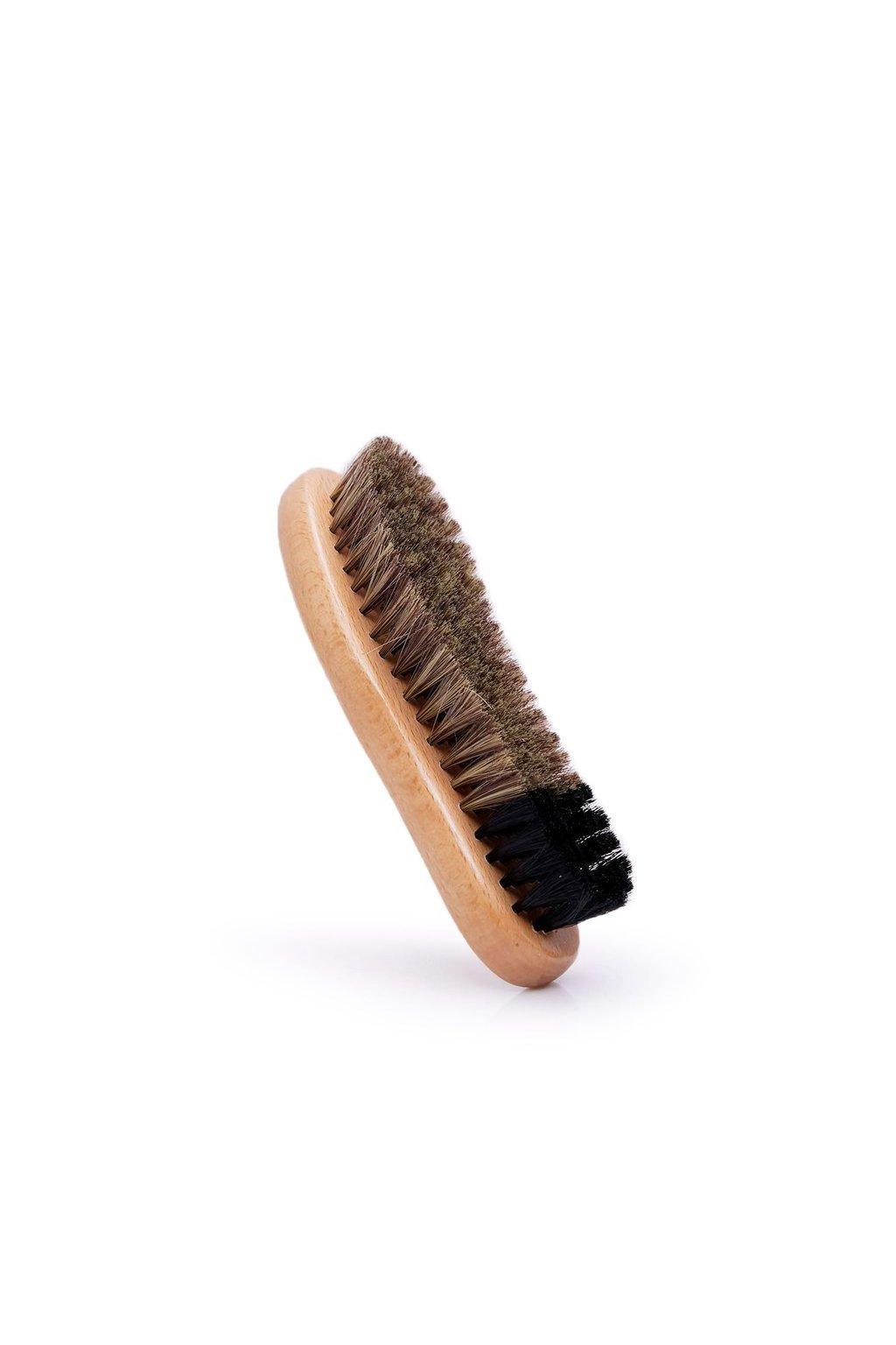 Kefa na čistenie obuvi bezbarvá kód Salton Shine Brush