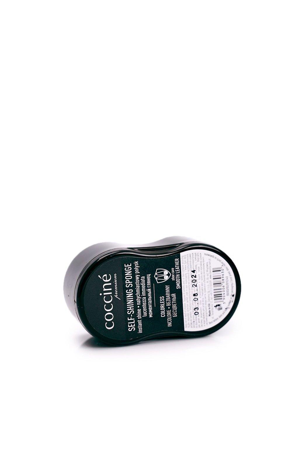 Kefa na čistenie obuvi bezbarvá kód BS55/03/01 COCCINE SHINING SPONGE DUŻY