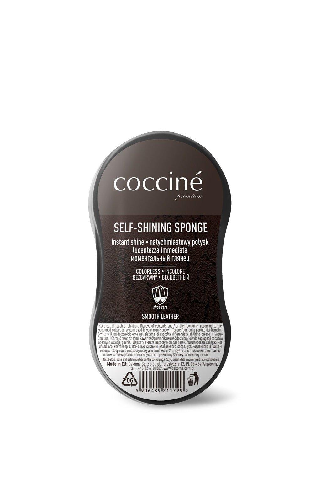 Čistiaca špongia na čistenie Coccine malá