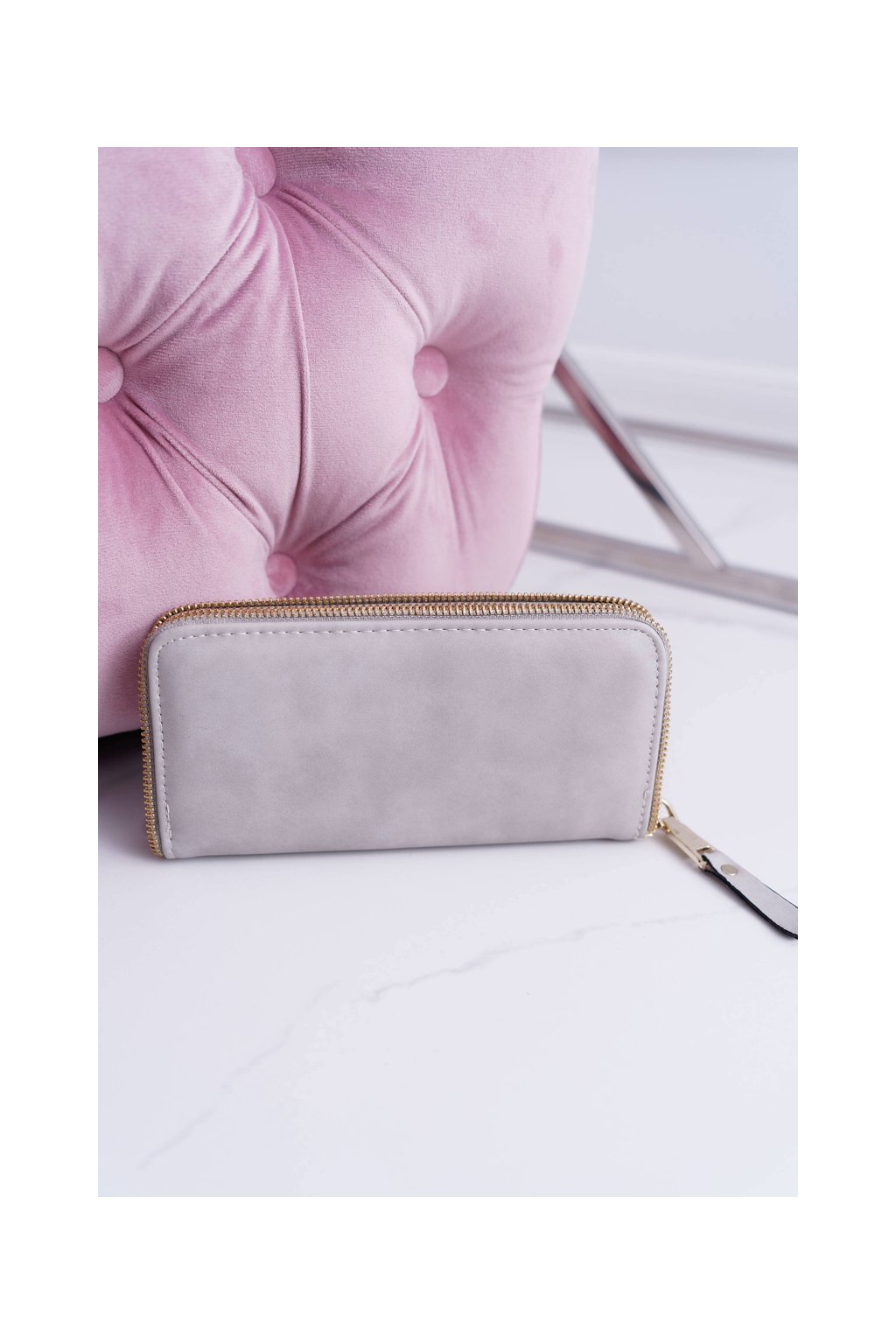 Peňaženka farba sivá kód AC-169 GREY