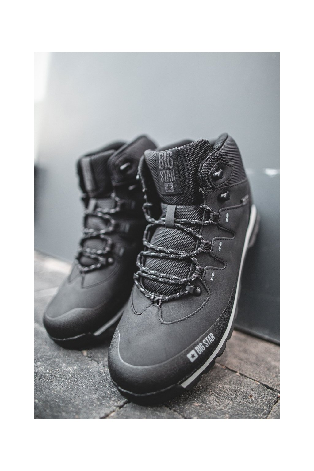 Čierna obuv kód topánok EE174437 BLK