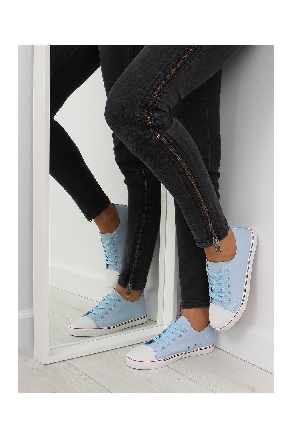 Dámske tenisky modré XL01P