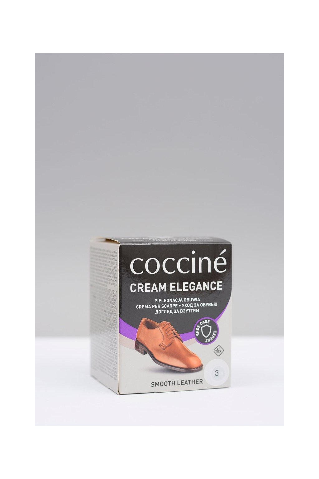 Coccine Cream Elegance pasta s voskom na kožu