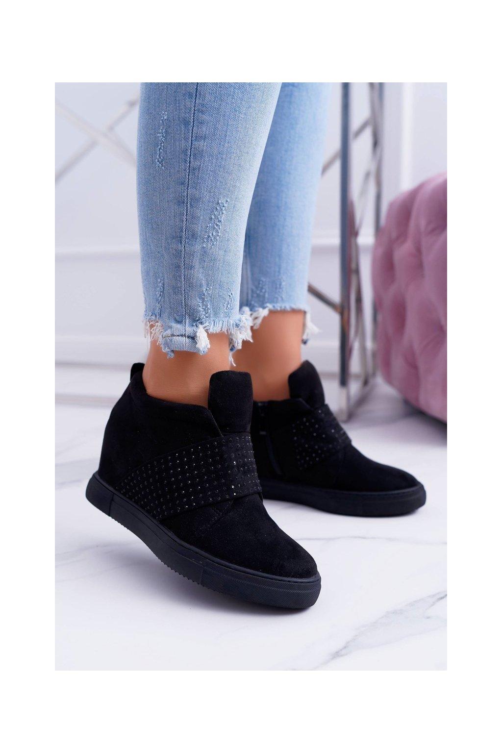 Dámska obuv sneakery na kline Lu Boo PinkSugar