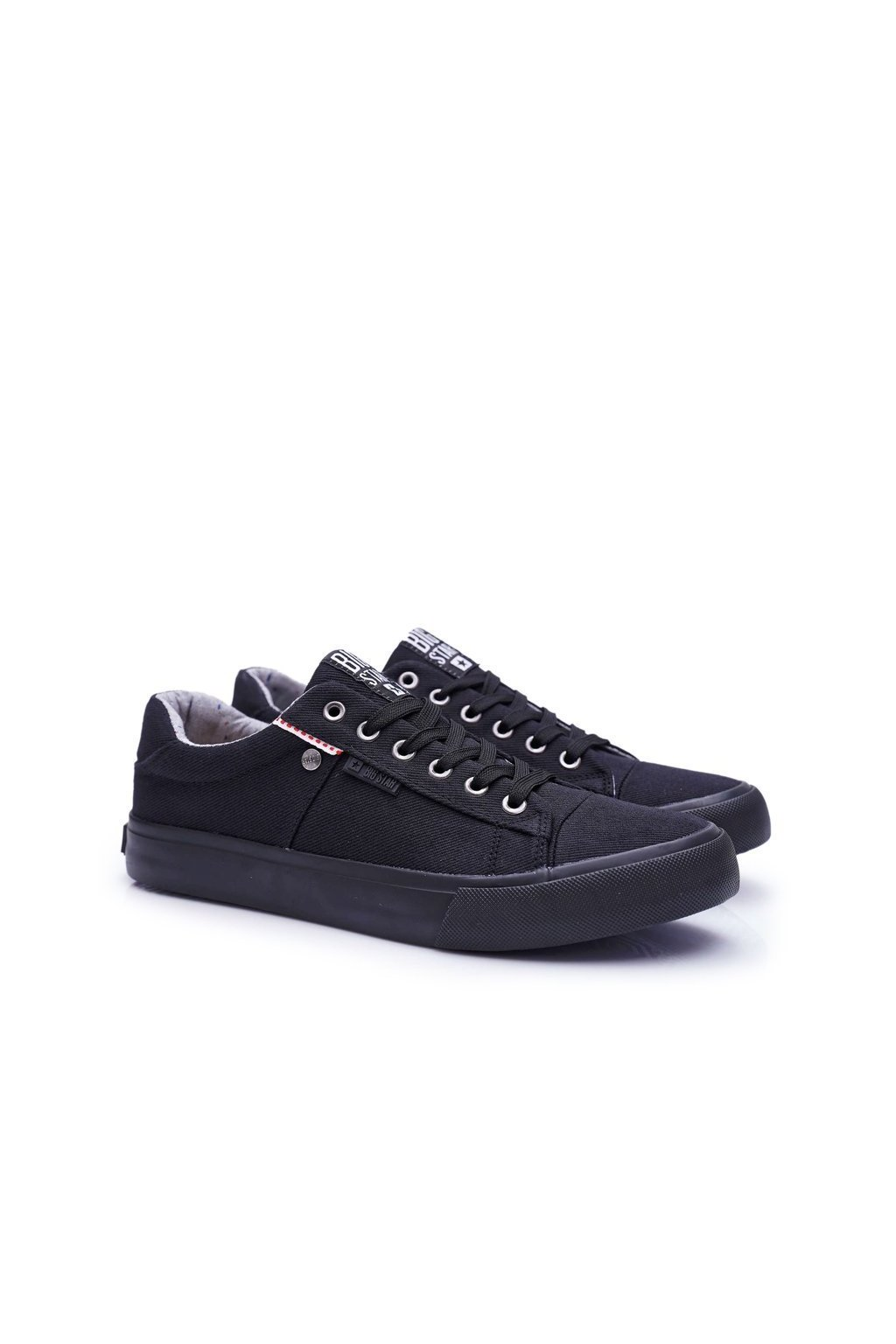 Čierna obuv kód topánok AA174096 BLK