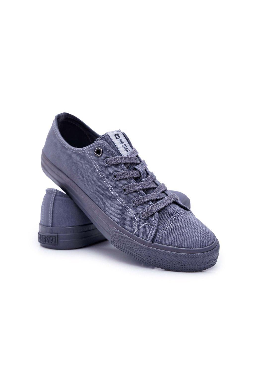 Sivá obuv kód topánok FF174335 BLK