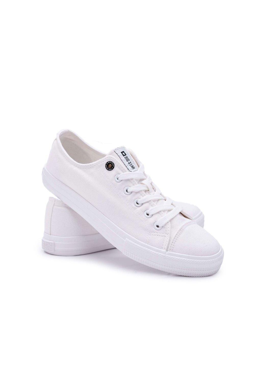 Biela obuv kód topánok FF174337 WHITE