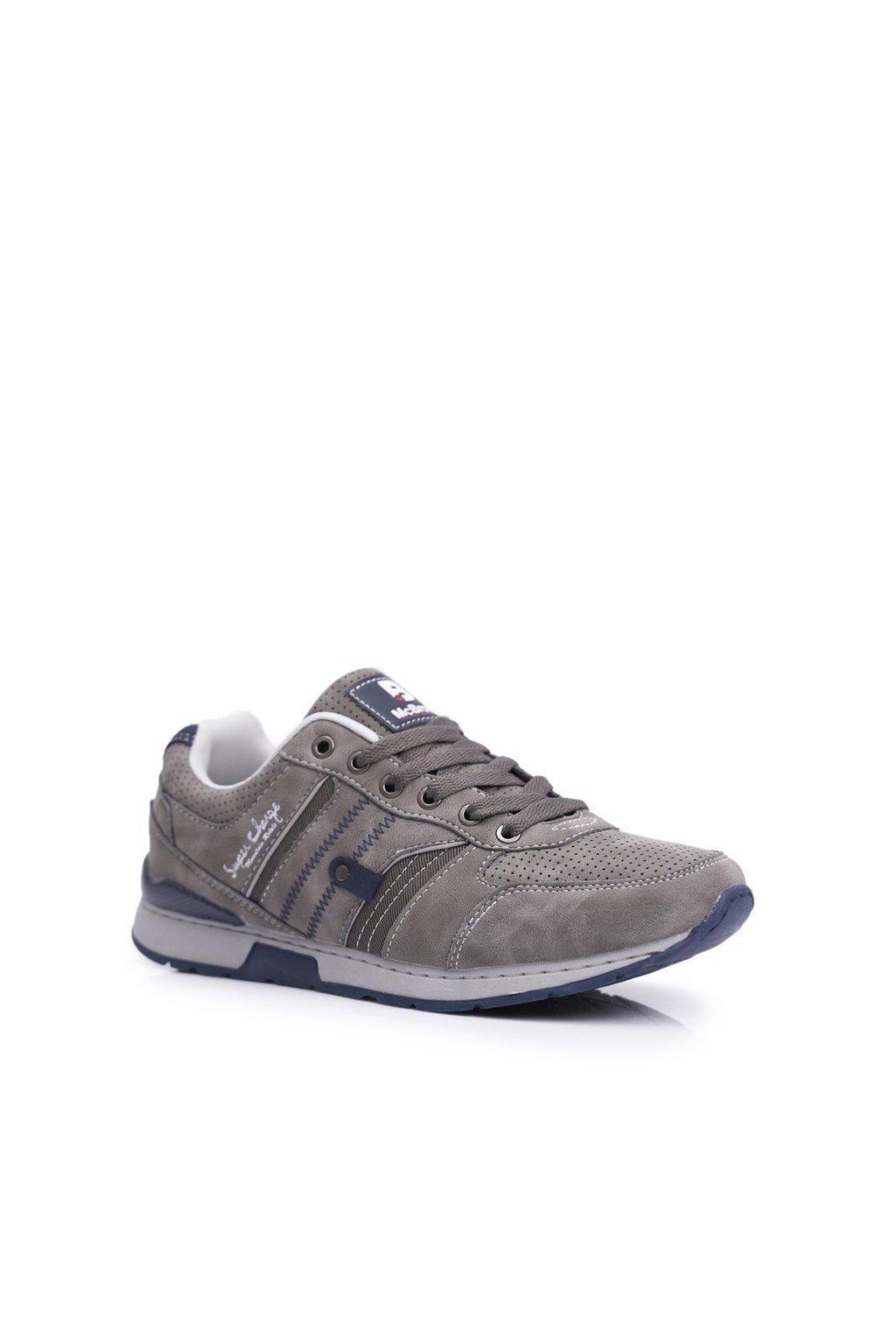 Sivá obuv kód topánok 9MN03-0881 GREY
