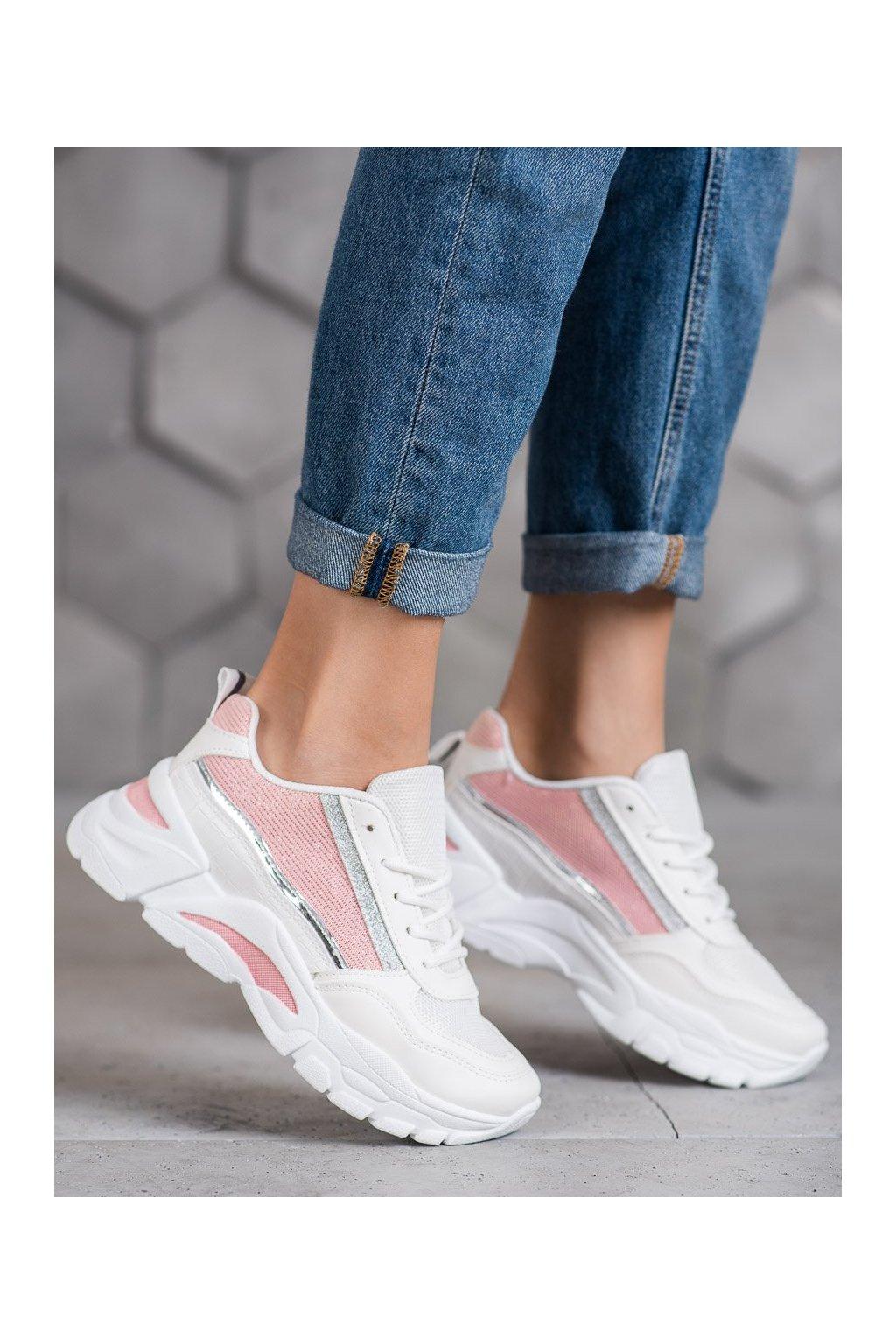 Ružové tenisky Shelovet kod YL-21P