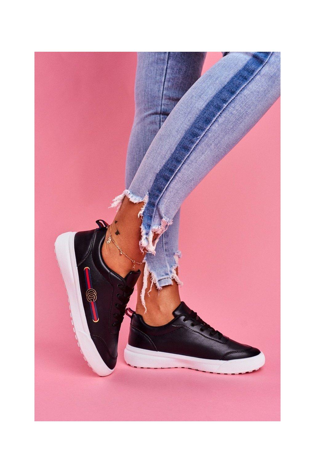 Dámska športová obuv čierna Naomi