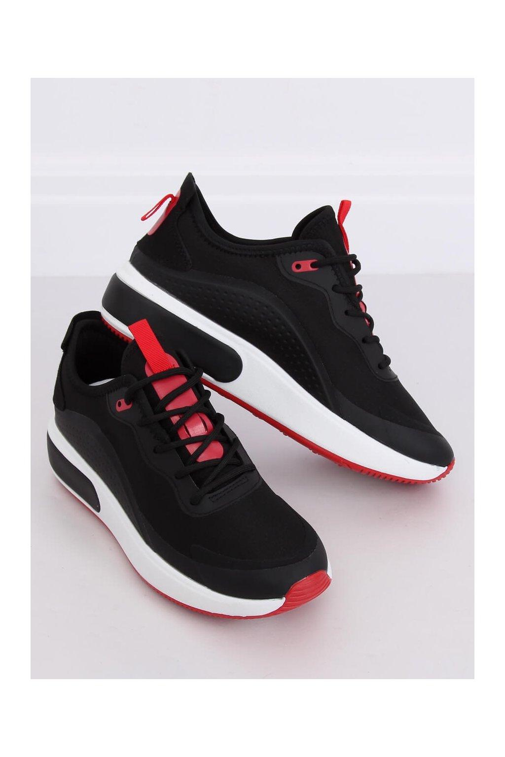 Dámske tenisky čierne YK106