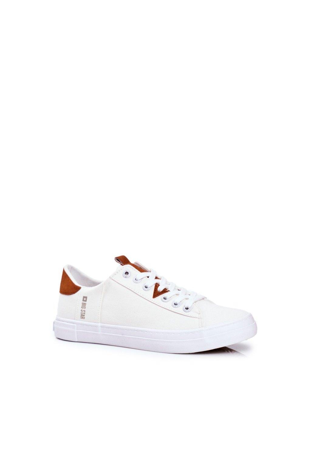 Biela obuv kód topánok FF174312 WHITE