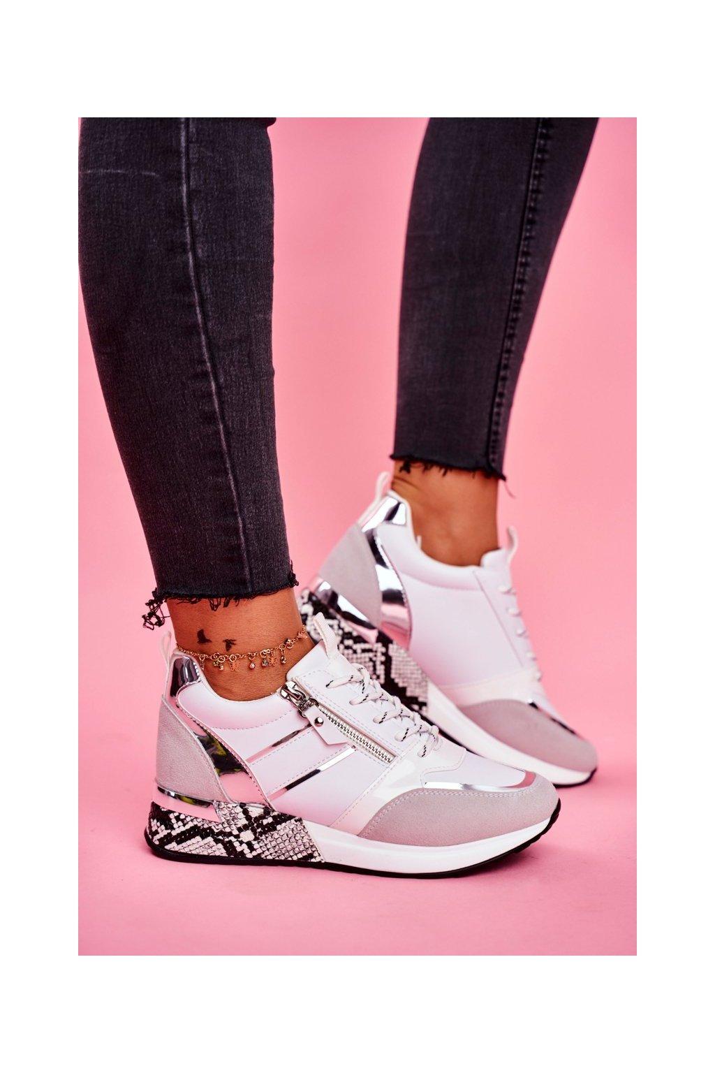 Dámska športová obuv biela Figure